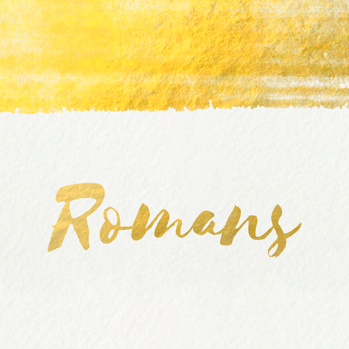 Small Group: Book of Romans